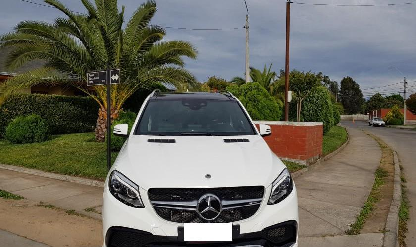 2018 MERCEDES BENZ GLE63 5.5 AMG S COUPE 4WD AT 5P