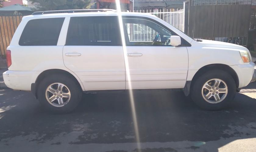 2005 HONDA PILOT 3.5 EXL 4WD AT 5P