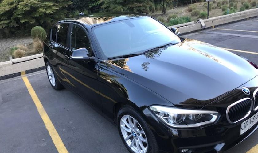 2017 BMW 120 I 2.0 AT 5P